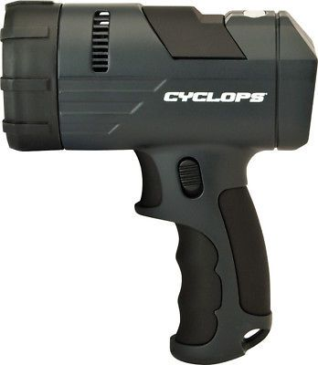 Lanterns 168867: Gsm Outdoors Cyc-X700sla Cyclops Revo 700 Lumen Rechargeable Handheld Spotlight -> BUY IT NOW ONLY: $66.28 on eBay!