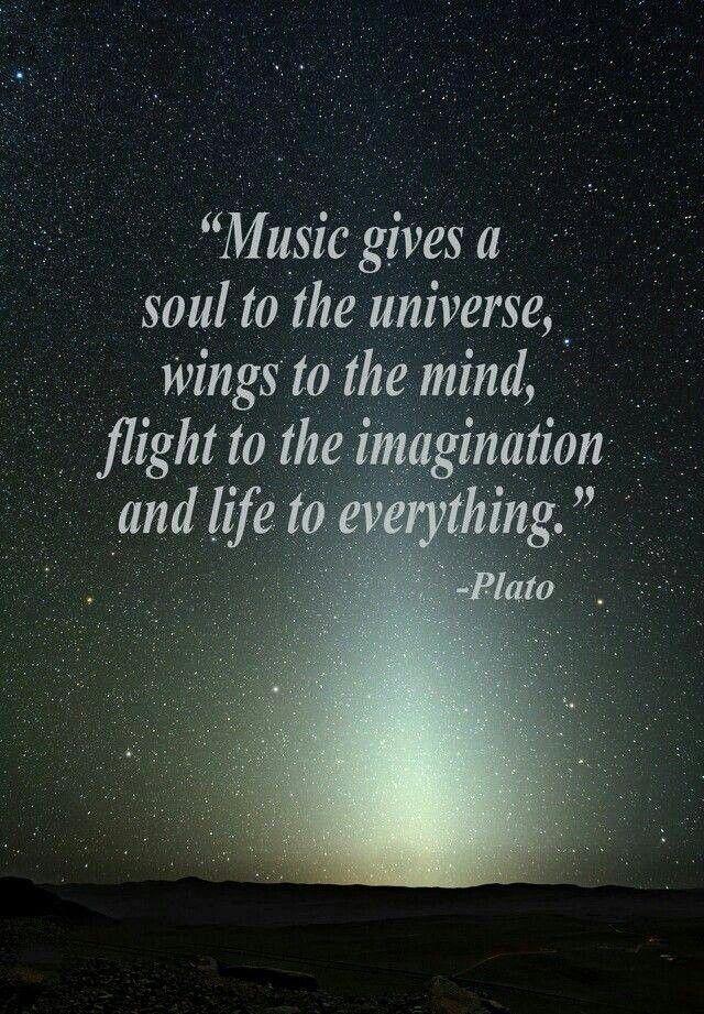 Tattoo Music Quotes Plato. QuotesGram
