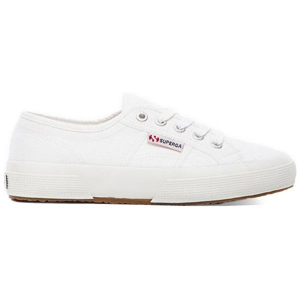 Superga 2750 Cotu Classic Sneaker (4.100 RUB) ❤ liked on Polyvore featuring  shoes,