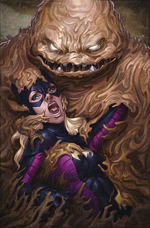 Clayface Hungry