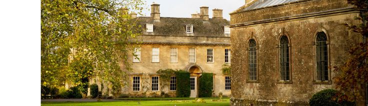 Babington House - one night there and I am hooked