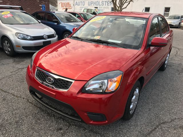This 2011 Kia Rio is listed on Carsforsale.com for $5,995 in Norfolk, VA. This vehicle includes Abs - 4-Wheel, Active Head Restraints - Dual Front, Airbag Deactivation - Occupant Sensing Passenger, Antenna Type - Mast, Armrests - Drivers Seat, Auxiliary Audio Input - Jack, Auxiliary Audio Input - Usb, Body Side Moldings - Body-Color, Body Side Reinforcements - Side Impact Door Beams, Cargo Area Light, Center Console, Child Safety Door Locks, Child Seat Anchors - Latch System, Crumple Zones…