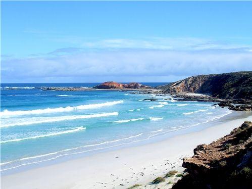 Picnic Beach, Eyre Peninsula SA