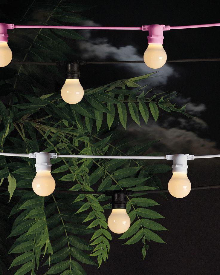 BELLA VISTA: Weatherproof Outdoor Lights