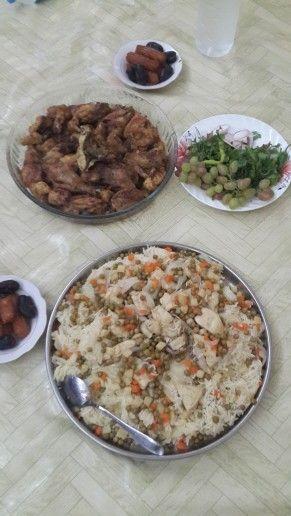 Kurdish food