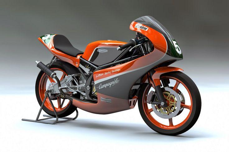 Racing Concepts - Harley-Davidson RR 250