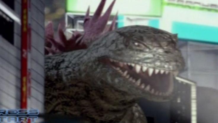 Godzilla: Save the Earth - Opening Scene