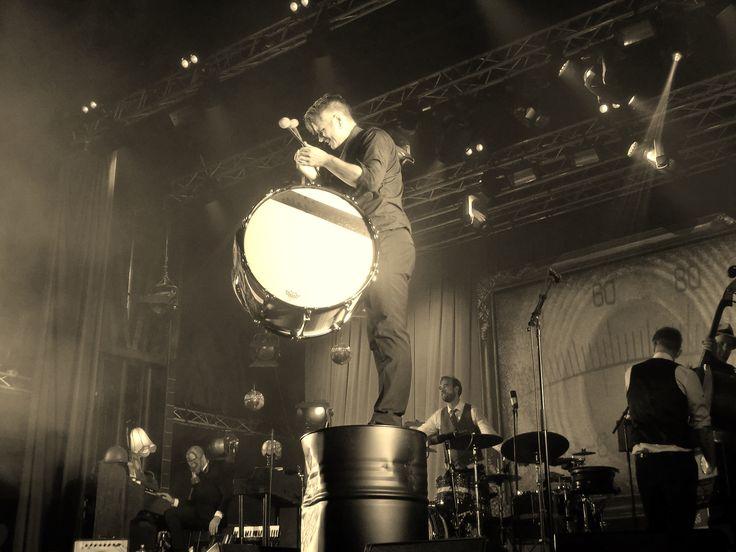 Kaizers Orchestra live Elvefestivalen 2013