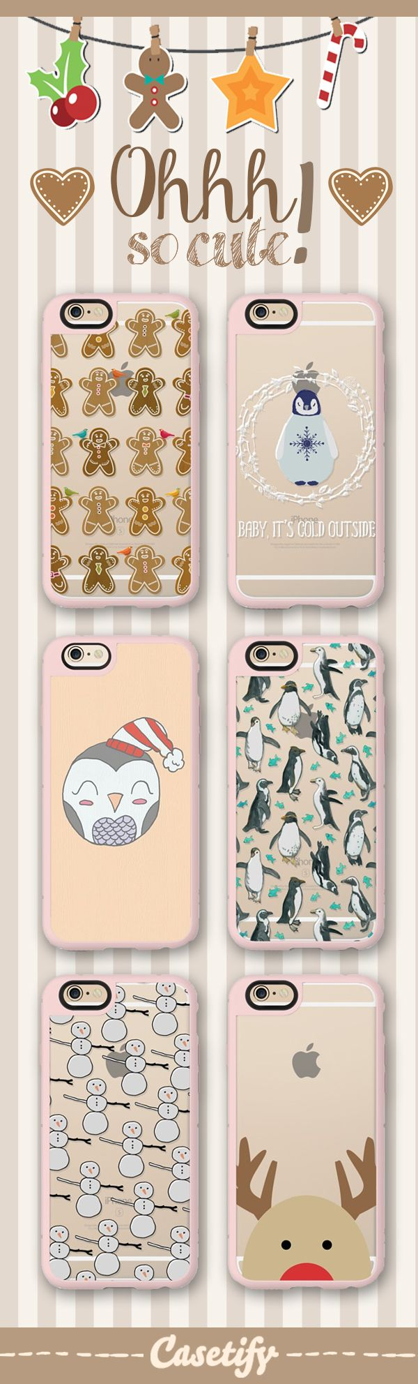 Just 6 more sleeps till Christmas Morning! All Christmas orders cut off TODAY. Enjoy FedEx Express shipping and order last minute gifts here: https://www.casetify.com/holidays#/