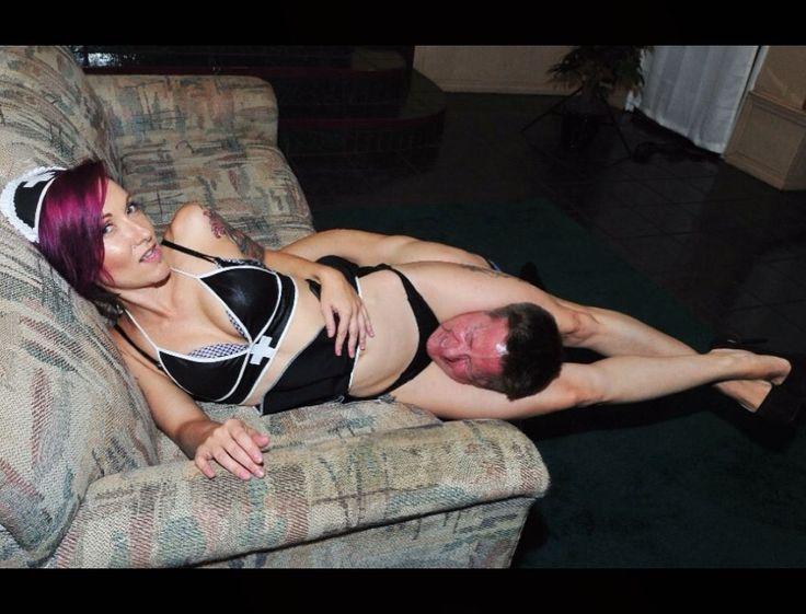 What A Nice Nurse  Headscissors Headscissor Mixedwrestling Mixed Wrestling Wwe -3361