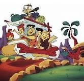 The Flintstones, loved watching this on Saturday morning cartoons