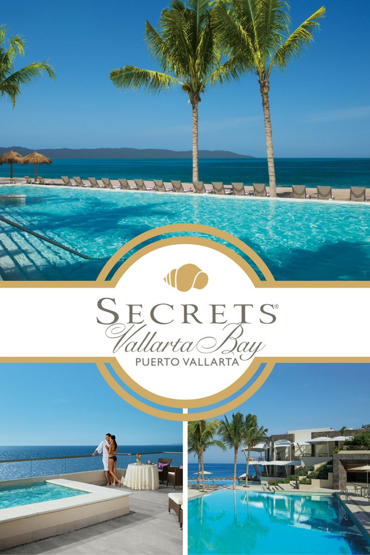 Plan a romantic escape to the adults-only paradise at Secrets Vallarta Bay Puerto Vallarta, where the all-inclusive experience is redefined.