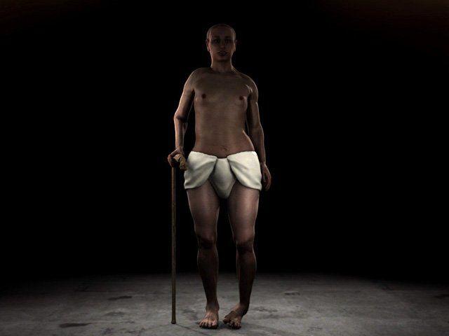 Una ´autopsia virtual´ aplicada a la momia del faraón egipcio, revelan que Tutankamón tenía caderas casi femeninas, además del pie cavo.