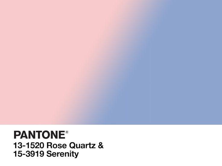 Rosa Quarzo e Serenity: l'arredamento veste i colori Pantone 2016