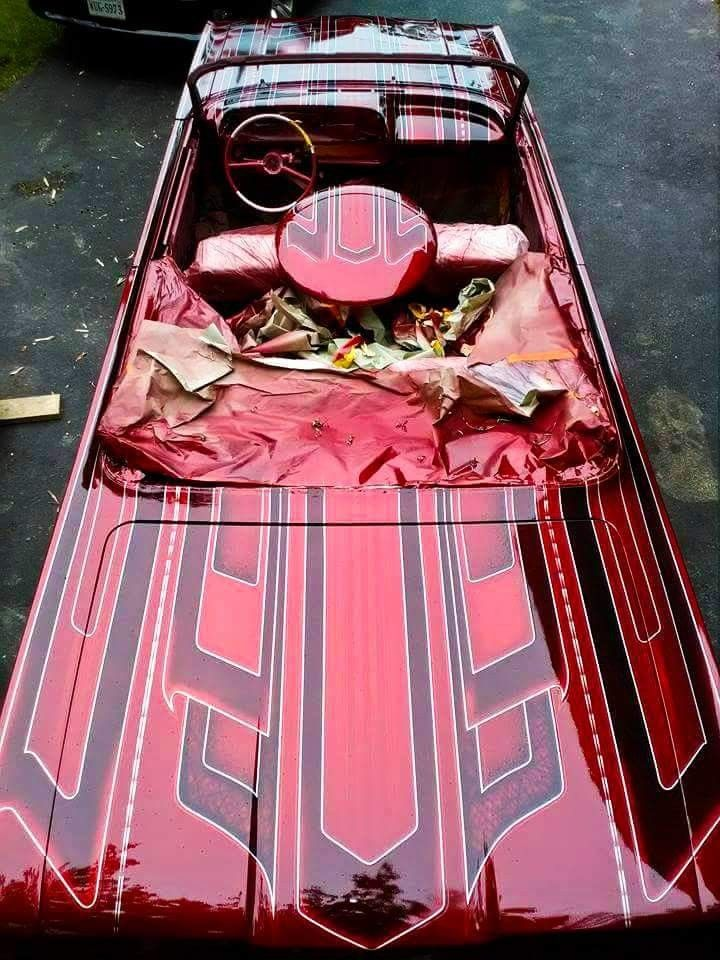 17 Best Ideas About Custom Painted Cars On Pinterest