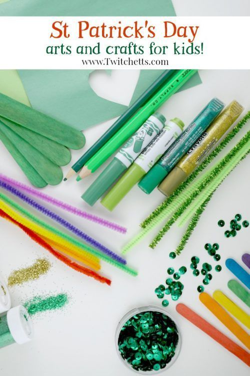 6 Fun St Patrick S Day Arts And Crafts Ideas For Kids Kbn St