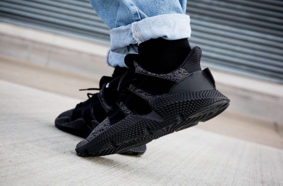 6a376a7c0fc The adidas Prophere Triple Black Is Now Available The adidas Prophere is a  new style that
