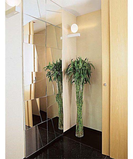 17 mejores ideas sobre espejos decorativos para sala en for Espejos para hall