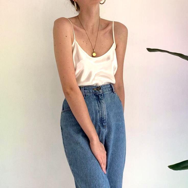 Jeans Liz Claiborne vintage perfetti in lavaggio leggero a vita alta. Assolutamente …