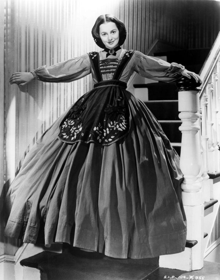Olivia de Havilland - GONE WITH THE WIND