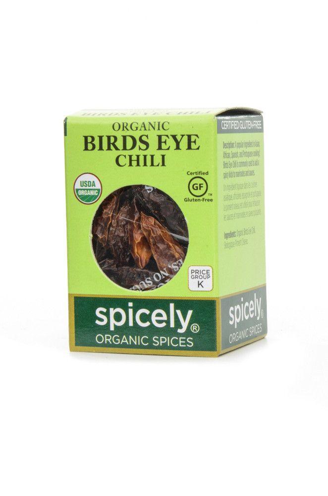 Organic Bird's Eye Chili