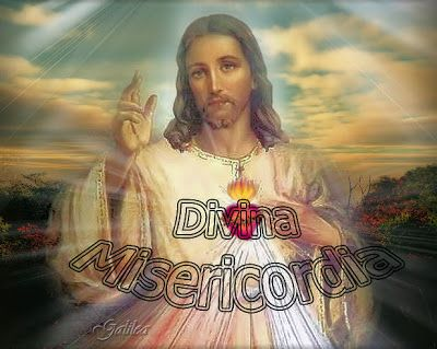 MI RINCON ESPIRITUAL: Creo en la misericordia divina
