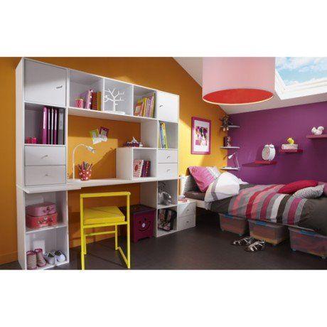 Aménagement décoratif Multikaz 32 bureau