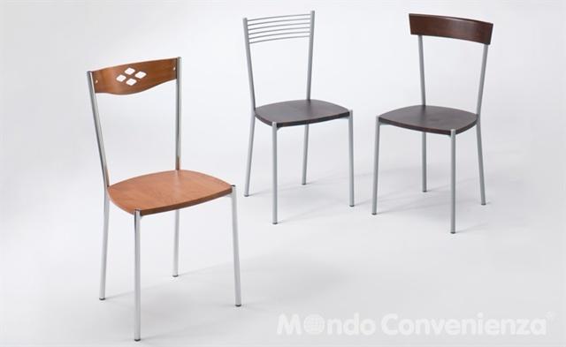 Alessia - Tavoli e sedie - Moderno - Mondo Convenienza
