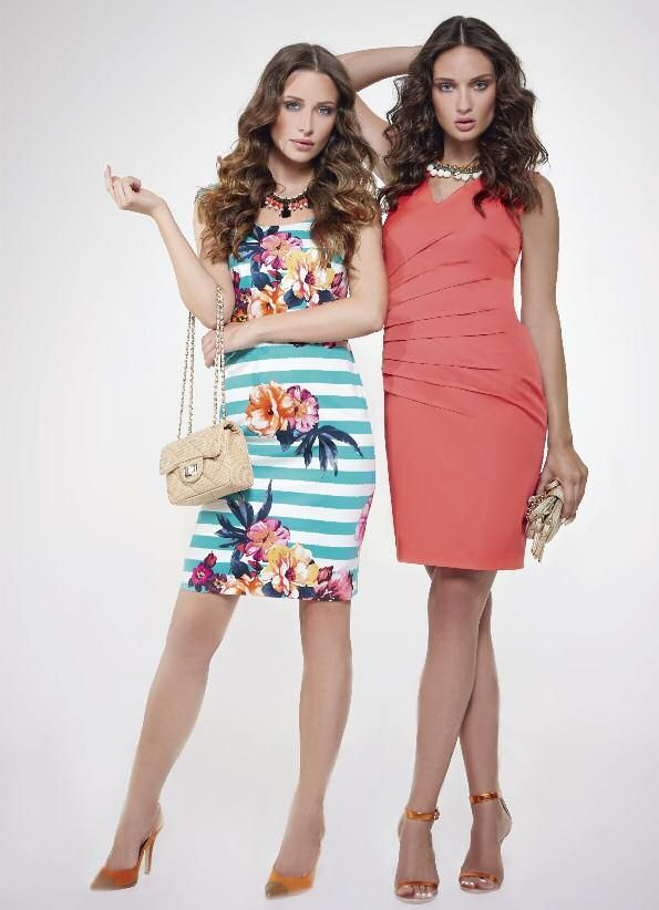 Summery dresses that will make your day! We can deliver to your door!