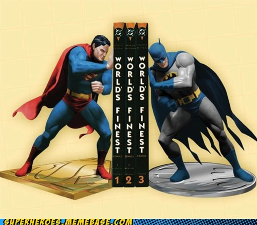 I don't know if these exist or not but I am going to keep my eyes open for them. The bookends. Just to be clear.