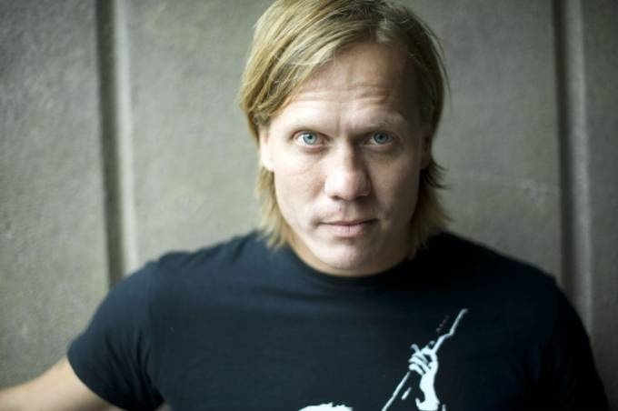 Interview pic from the daily post magazine Dalarnas Tidningar, Sept 2012 http://www.dt.se  Photo: Lars Dafgård
