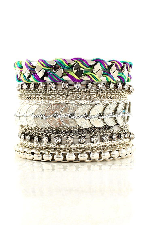 Bracelet Hipanema Monaco