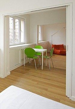 archiweb.cz - Rekonstrukce bytu v panelovém domě