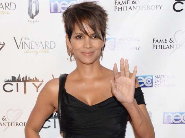Halle Berry – Net Worth: $70 Million   #richest female actress 2014, #richest hollywood actresses, #richest hollywood celebrities