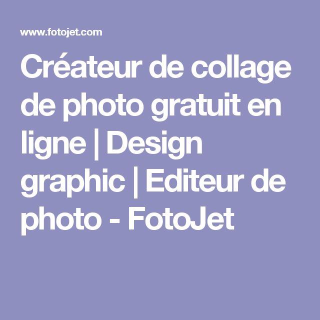 Créateur de collage de photo gratuit en ligne   Design graphic   Editeur de photo - FotoJet
