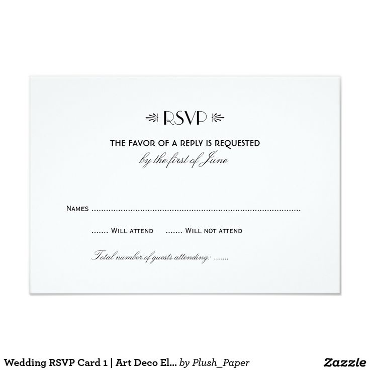 955 best RSVP Cards images on Pinterest