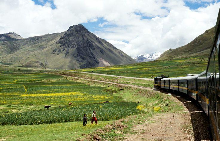 10 classic train trips