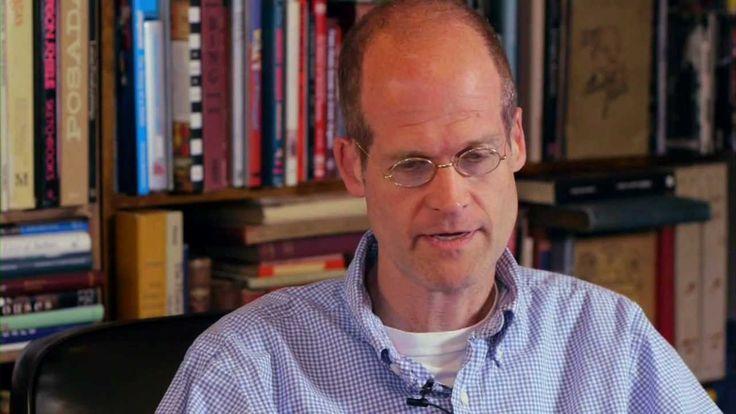 Graphic Novelist, Chris Ware