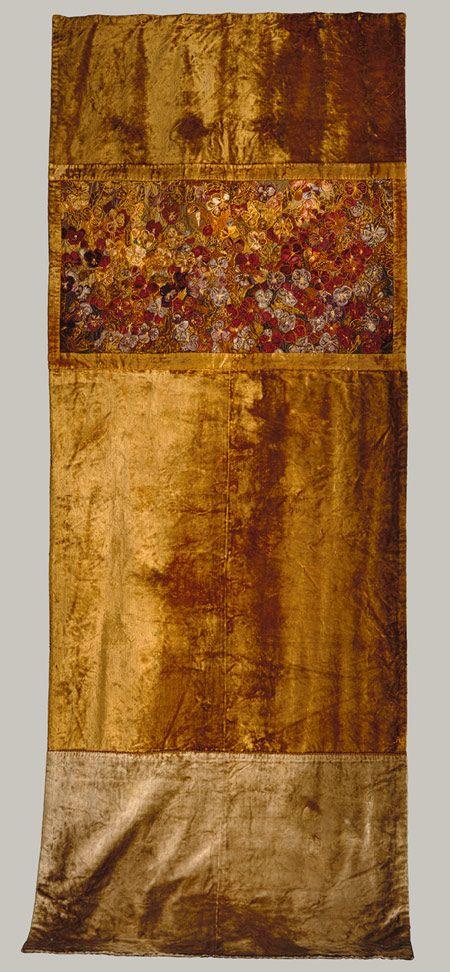 Candace Wheeler for Associated Artists: Portiere (door curtain) (2003.48) | Heilbrunn Timeline of Art History | The Metropolitan Museum of A...