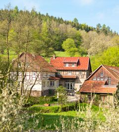 Landhaus Bärenmühle Nordhessen