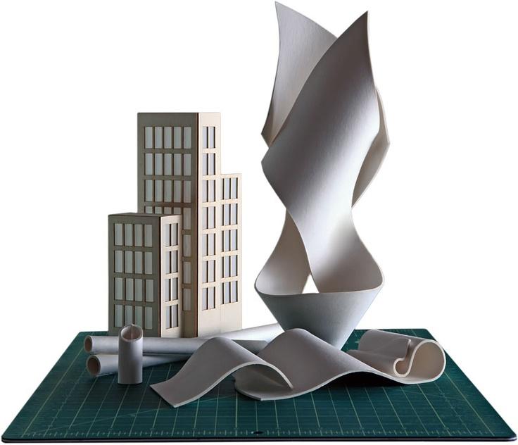 Task Board, Model Making Cardboard