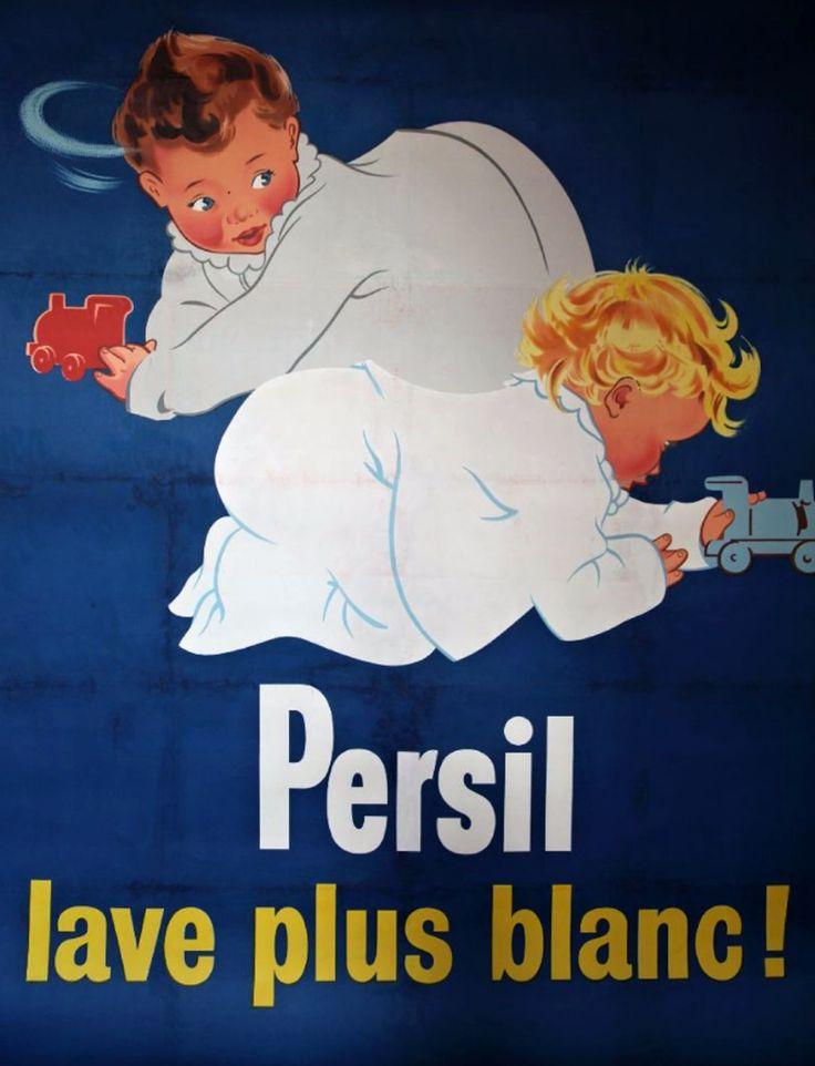 publicite-francaise:  Lessive Persil, 1940.