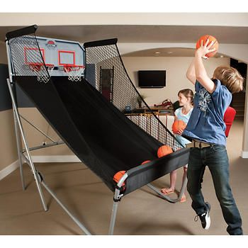 Lifetime® Double Shot Arcade Basketball System
