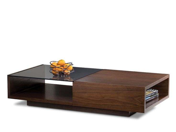Elegant And Storage   Great Coffee Table