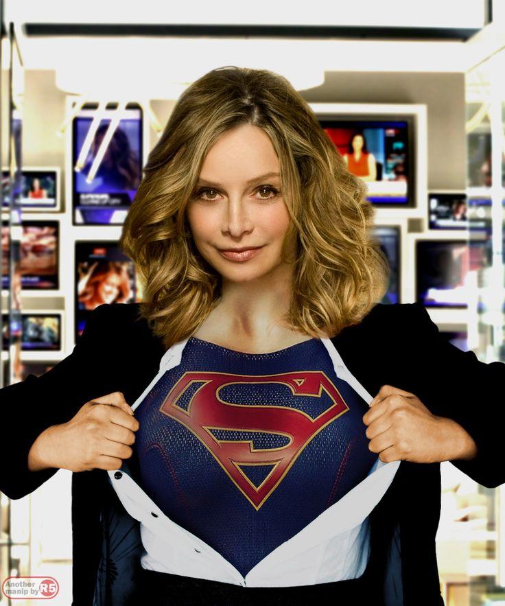 Cat Grant is #Supergirl