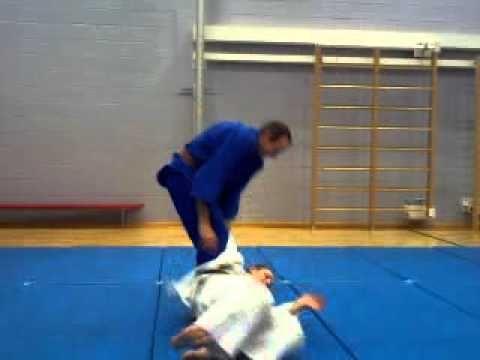 25 Traditional Japanese Jiu-Jitsu Throws