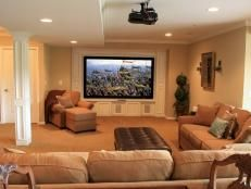 Waterproof Flooring for #Basements: Pictures, Ideas & Expert Tips: http://www.hgtv.com/remodel/interior-remodel/waterproof-flooring-for-basements #calgary #yyc