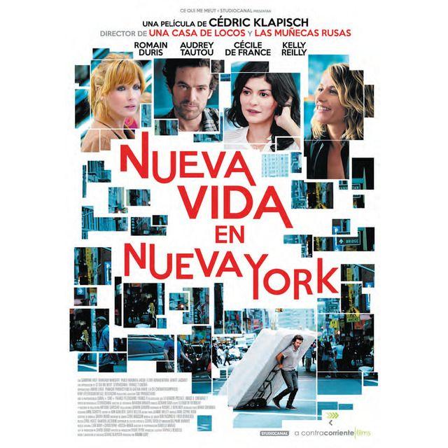 Nueva Vida En Nueva York Blu Ray Carteleras De Cine Peliculas Peliculas Online Gratis