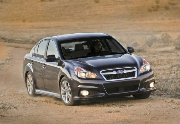 2013 Subaru Legacy Luxury Sedan Cars 600x416 2013 Subaru Legacy Review, Performance, Quality, Safety, Features, etc