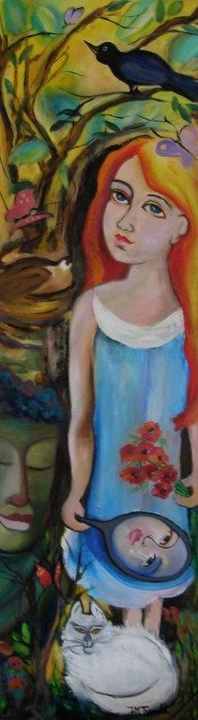 By Jane Monica Tvedt - Naive art